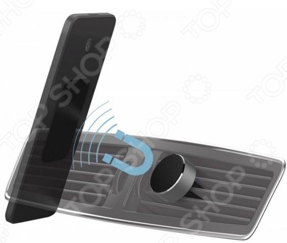 Держатель для смартфона Hama Magnet Alu