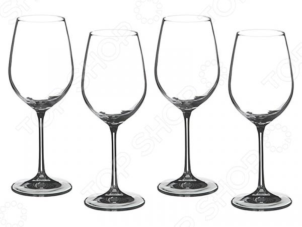 Набор бокалов для вина Bohemia Crystal «Бар» 674-273 набор бокалов для бренди коралл 40600 q8105 400 анжела