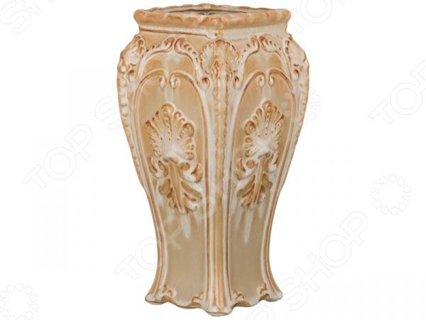 Ваза декоративная «Афина» 232-164 вазы pavone ваза хризантема