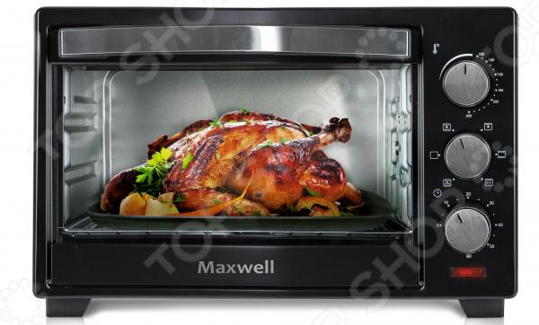 Мини-печь Maxwell MW-1854
