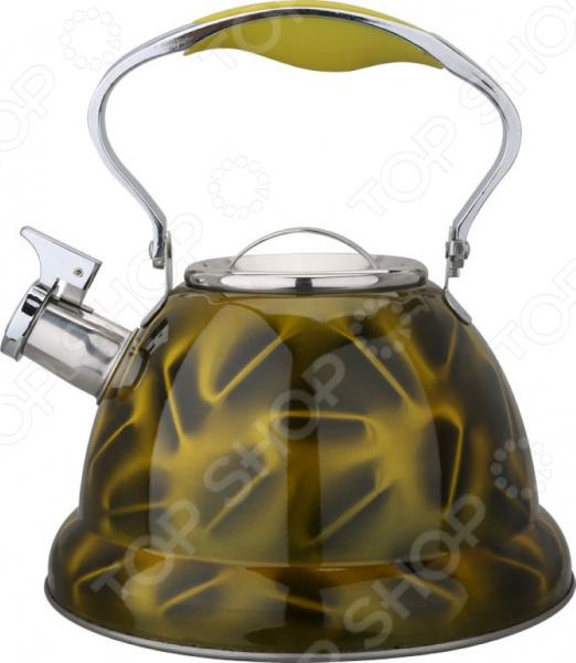 Чайник со свистком Bayerhoff «Вулкан»