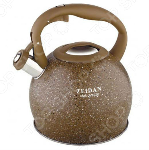 Чайник со свистком Zeidan Z 4135