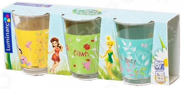 Набор детских стаканов Luminarc Fairies Butterfly