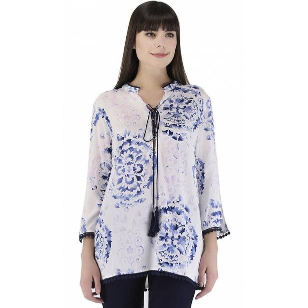 фото Блузка Baon B176019. Размер одежды: XL (50)