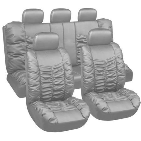 Купить Набор чехлов для сидений SKYWAY «Люкс. Премиум-класс» Air Bag LUX-9469 GY