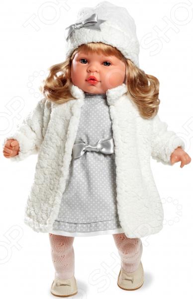Кукла интерактивная Arias Elegance Т59792 кукла интерактивная arias т58639