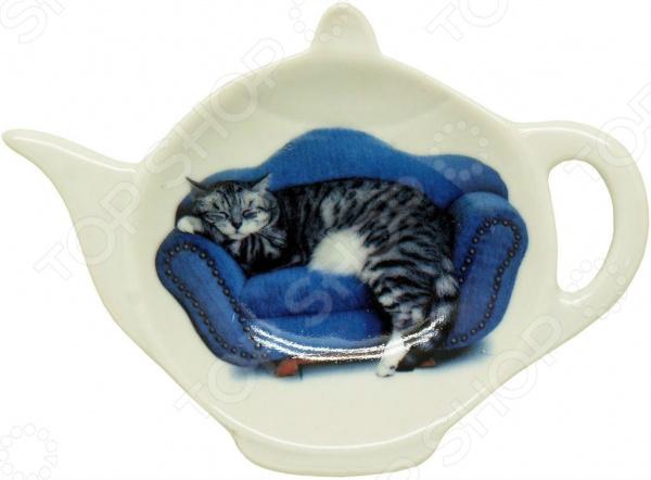 Подставка для чайных пакетиков Gift'n'Home «Кот»