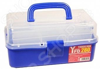 Ящик рыболовный Yamada Tough Box 280 рыболовный ящик yu lai