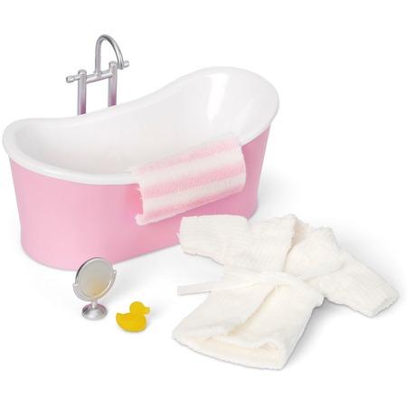 Купить Набор мебели для куклы Lundby «Ванная с аксессуарами»