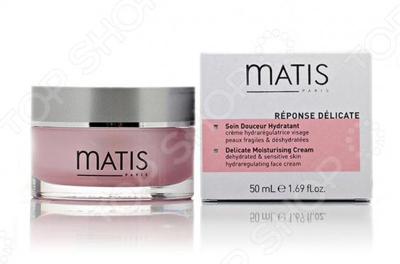 Крем увлажняющий для чувствительной кожи Matis