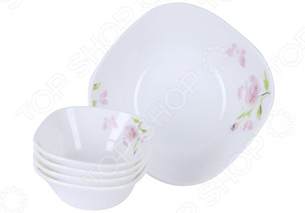 Набор салатников Rosenberg RGC-130024 rosenberg набор детской посуды 8786