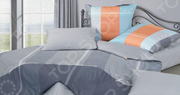 Комплект постельного белья Ecotex «Гармоника. Лондон» комплект постельного белья двуспальный tango twill 57 50
