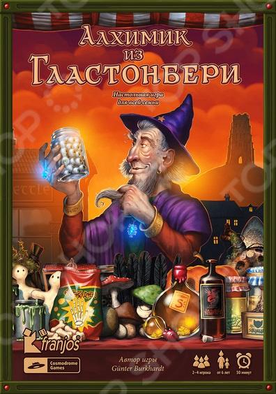 Игра карточная Cosmodrome Games «Алхимик из Гластонбери»