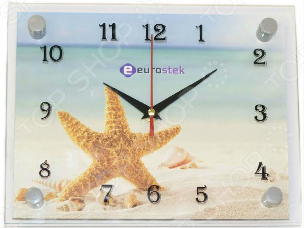 Часы настенные Eurostek 2026-06 часы настенные eurostek 2026 сн r671