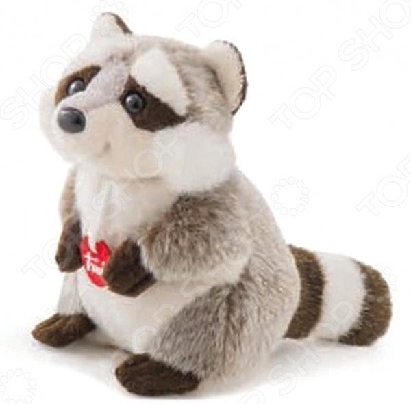 Мягкая игрушка Trudi «Енот» Deluxe мягкая игрушка енот в саратове