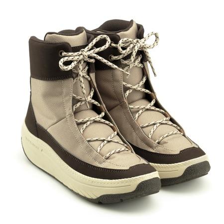Купить Ботинки демисезонные высокие Walkmaxx. Цвет: бежевый, коричневый