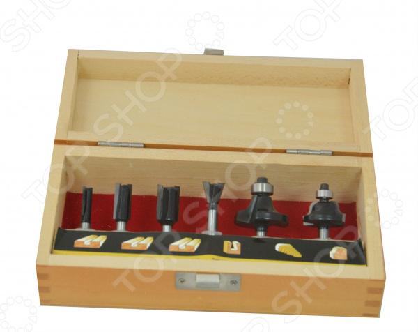 Набор фрез Herz HZ-B006RT-A набор инструментов herz 11 предметов hz 482