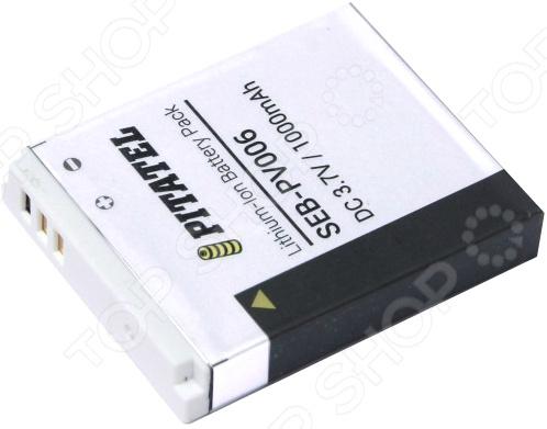 Аккумулятор для камеры Pitatel SEB-PV006 аккумулятор для камеры pitatel seb pv023
