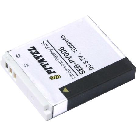 Аккумулятор для камеры Pitatel SEB-PV006 для Canon Digital IXUS 85/95/105/200/210, 1000mAh