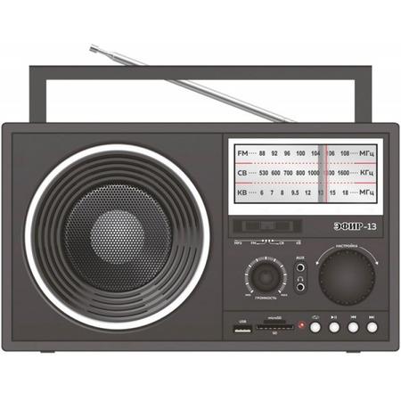 Радиоприемник СИГНАЛ Эфир-13