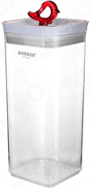Банка для сыпучих продуктов Bekker BK-5124