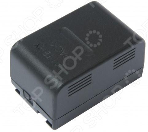 Аккумулятор для камеры Pitatel SEB-PV729 для Panasonic NV-4/A/C/R/RX/S/V/VX/X Series, 2400mAh