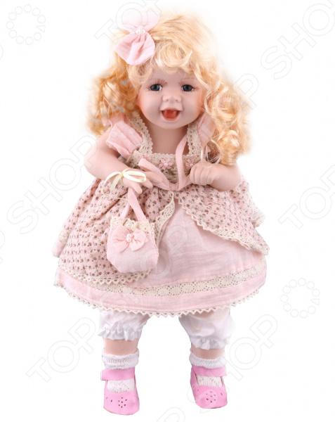 Кукла фарфоровая Lefard 485-063