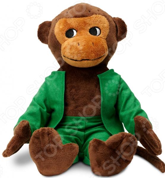 Мягкая игрушка Micki «Пеппи ДлинныйЧулок. Mr. Nilsson» Мягкая игрушка Micki «Пеппи ДлинныйЧулок. Mr. Nilsson» /