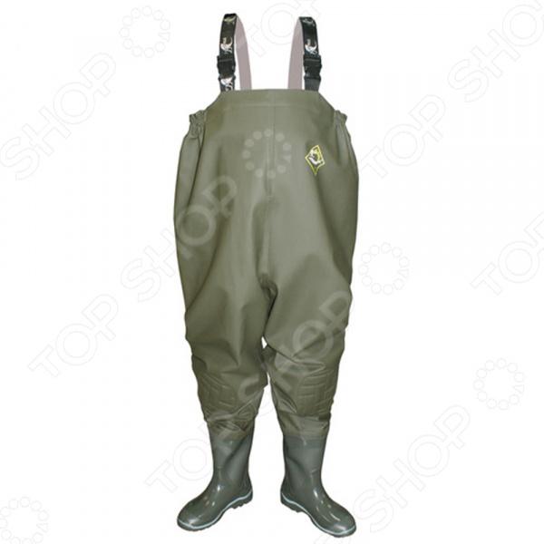 Полукомбинезон для рыбалки Дюна влагозащитный 153