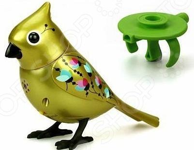 Игрушка интерактивная Silverlit «Золотая птичка с кольцом»