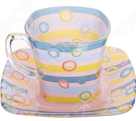 Чайная пара Loraine 24125-1