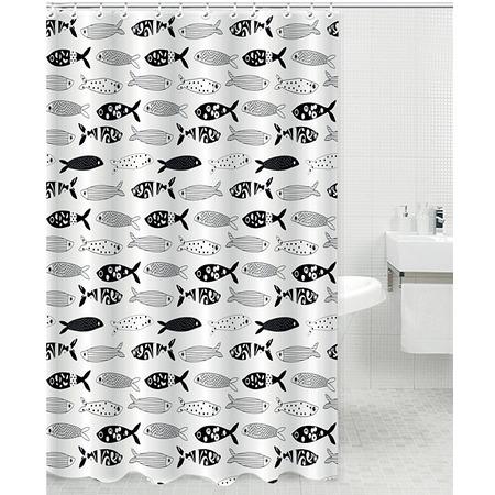 Купить Штора для ванной комнаты Rosenberg RPE-730018