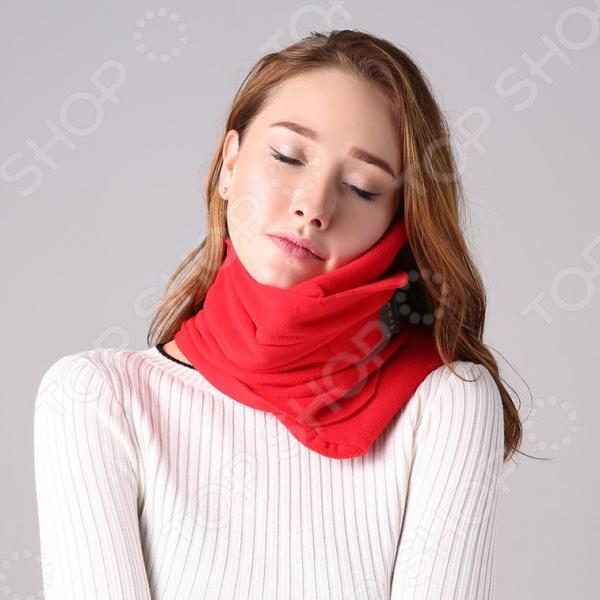 Подушка-шарф для путешествий Travel Pillow Unisex Подушка-шарф для путешествий Travel Pillow Unisex настоящая находка...