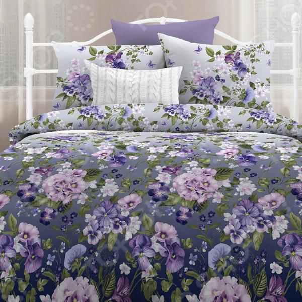 Комплект постельного белья Любимый дом «Магия ночи». 1,5-спальный