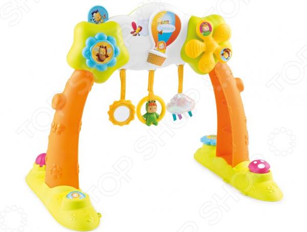 Центр развивающий Cotoons «Для самых маленьких» развивающий игровой центр для самых маленьких playgo