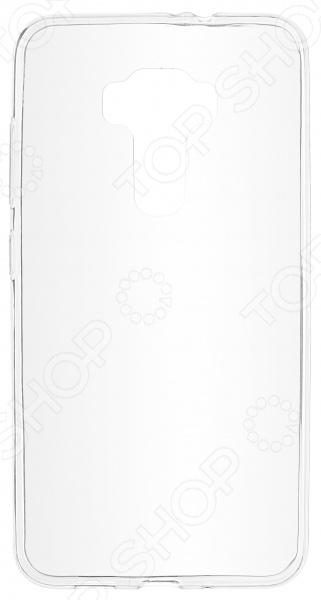 Чехол защитный skinBOX ASUS ZenFone 3 ZE552KL чехол для asus zenfone 3 ze552kl skinbox lux case черный