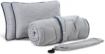 Адаптивный комплект: подушка и одеяло Dormeo «Комфорт» 4