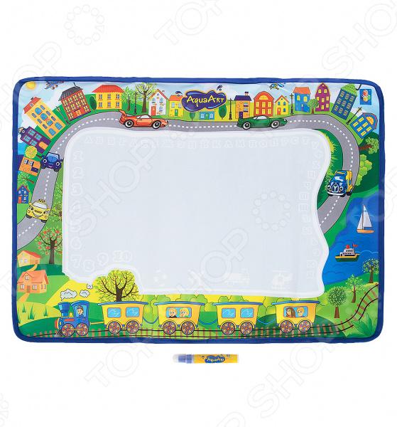 Коврик для рисования водным маркером 1 Toy AquaArt Т59440