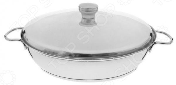 Сковорода Амет «Классика-прима» 1с747 сковорода амет классика прима d 26 см 1с747