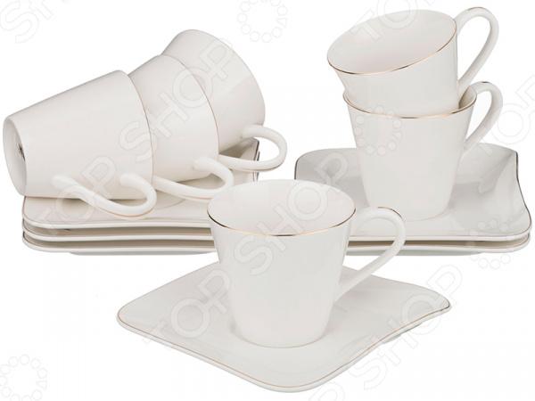 Чайный набор Lefard 766-050 сервиз чайный lefard 766 046