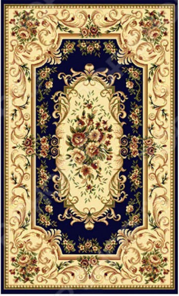 Ковер Kamalak tekstil УК-0507 ковер kamalak tekstil ук 0494