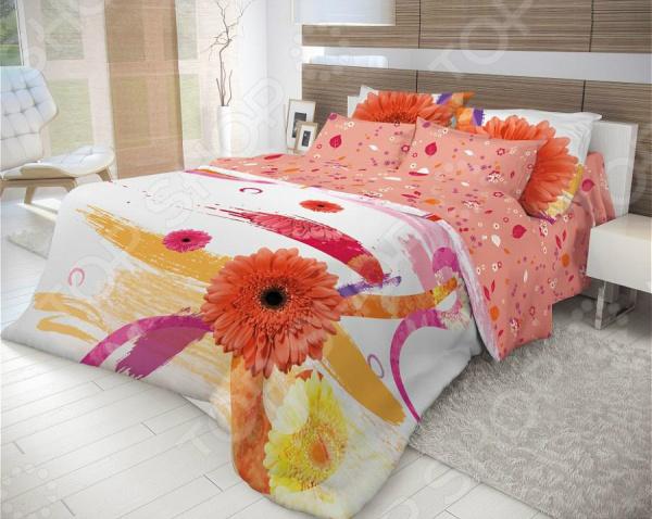 Комплект постельного белья Волшебная ночь Gerbera постельное белье волшебная ночь комплект постельного белья кружево