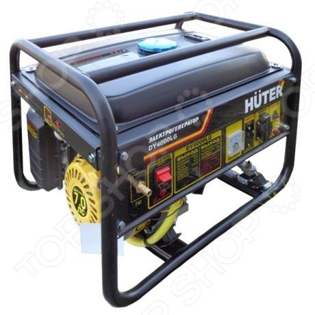 Генератор бензиновый Huter DY4000LG