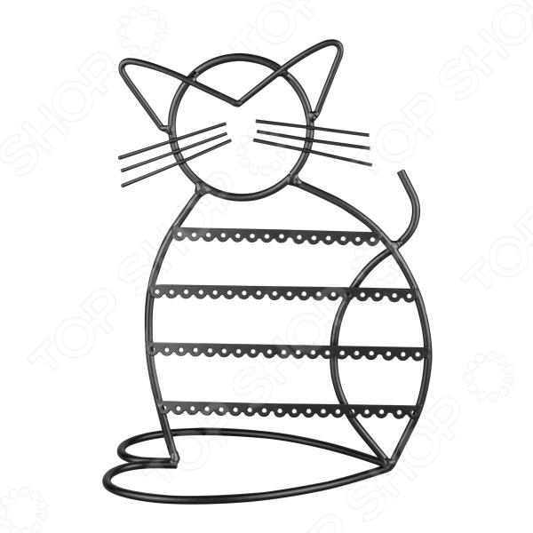 Подставка для украшений Miolla «Кошка». В ассортименте подставка для украшений miolla pu003