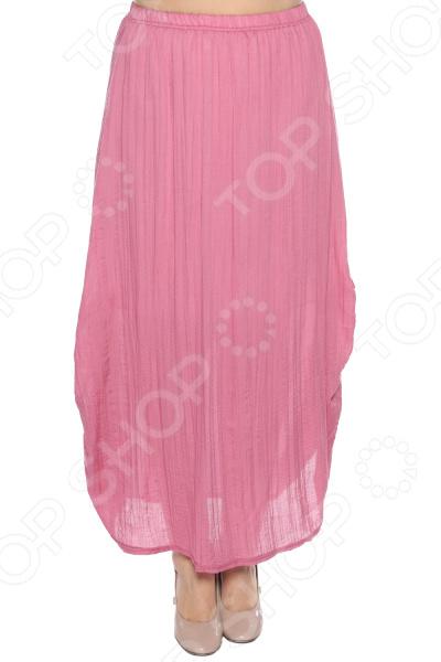Юбка Pretty Woman «Очаровательная незнакомка». Цвет: сиреневый бусы из граната и агата прекрасная незнакомка ангр 1058