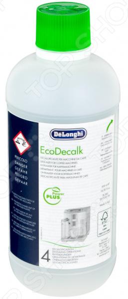 Средство для удаления накипи кофеварок DeLonghi EcoDecalk