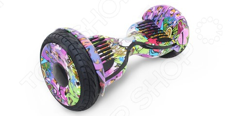 Zakazat.ru: Гироскутер Hoverbot C-2 Light purple multicolor