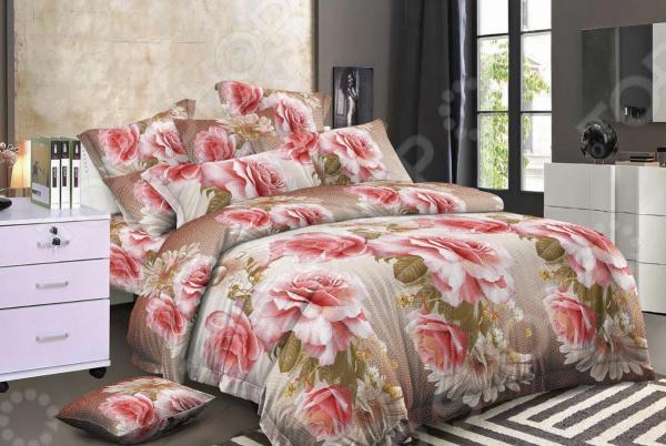 Zakazat.ru: Комплект постельного белья Cleo 172-PS. 1,5-спальный
