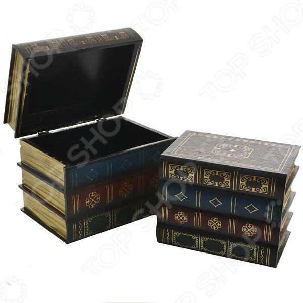Подставка для книг с емкостью для хранения Patricia IM99-2617