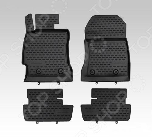 Комплект ковриков в салон автомобиля Novline-Autofamily Toyota GT86 2012 что можно без рецепта 2012